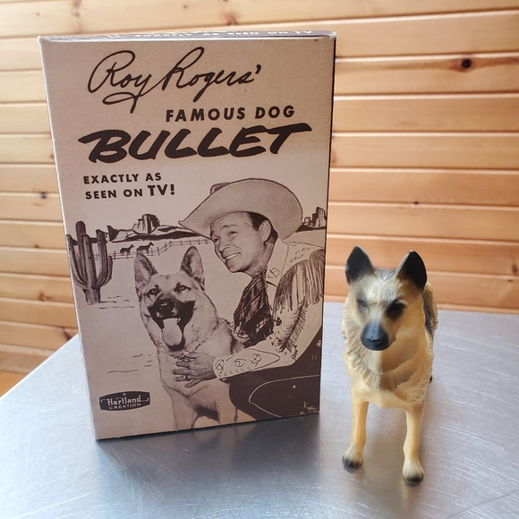 1950s Roy Rogers' Famous Dog Bullet
